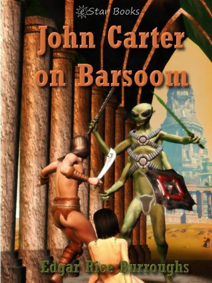 John Carter on Barsoom