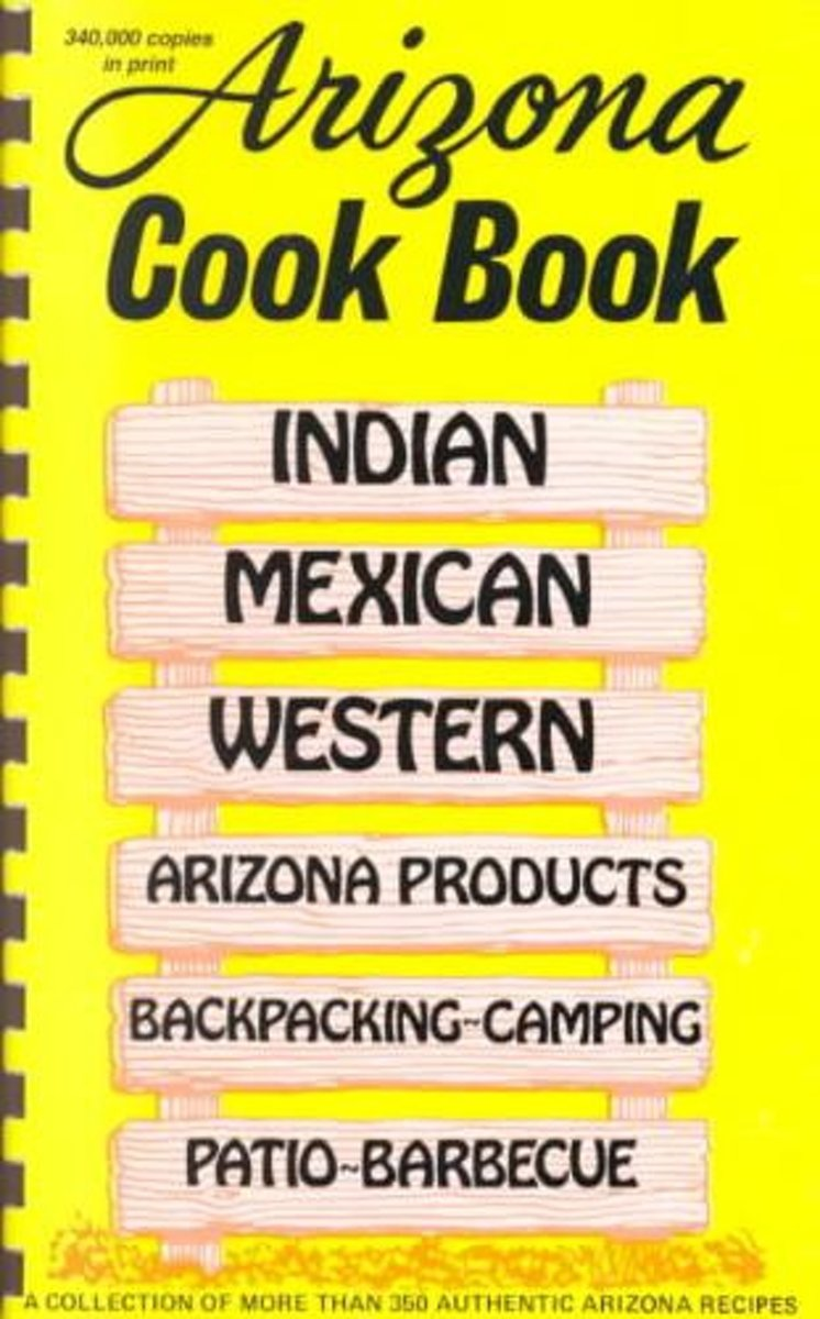 Arizona Cookbook