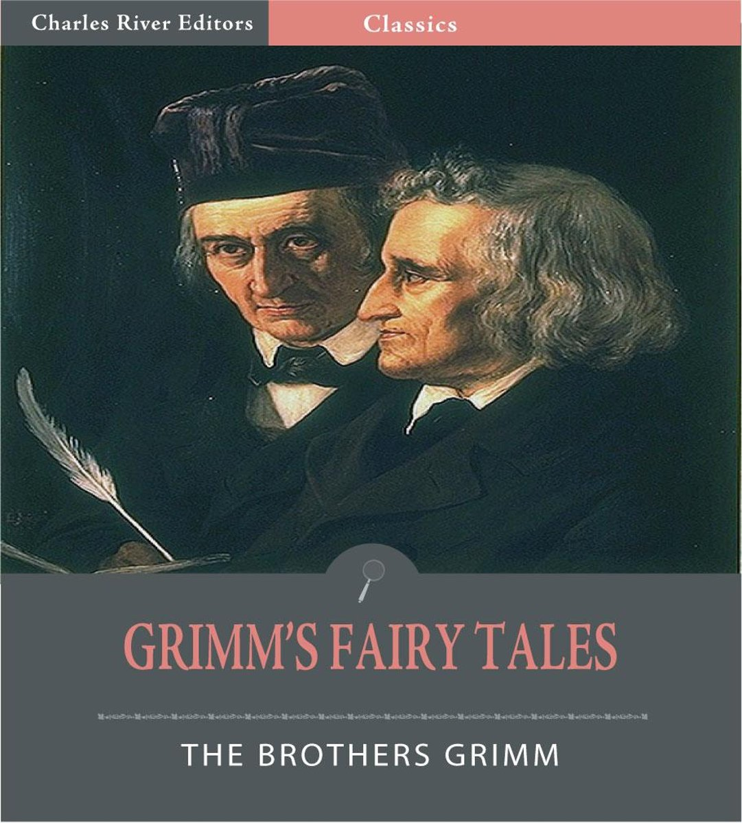 Grimms Fairy Tales (Illustrated Edition)
