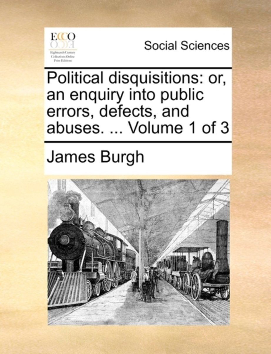 Political Disquisitions