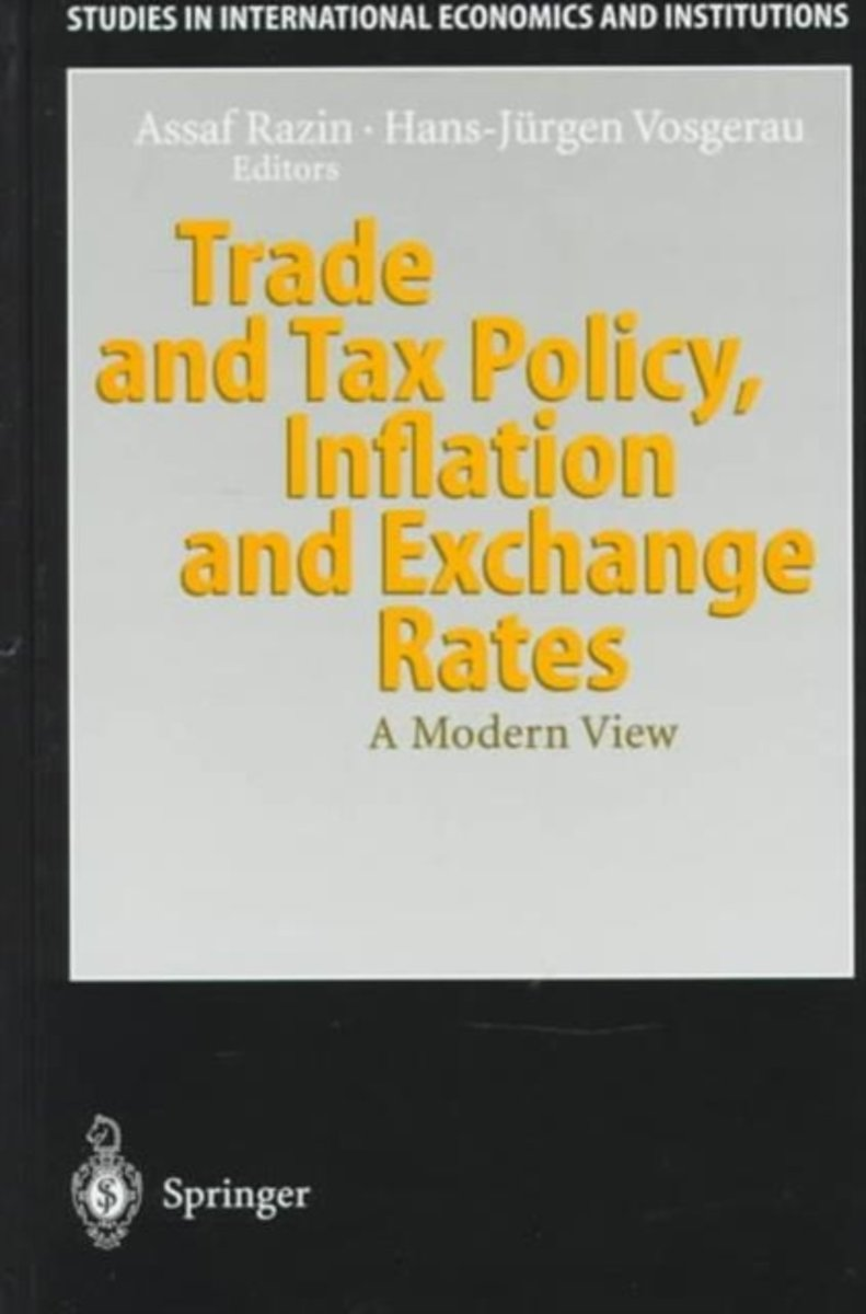 Trade and Tax Policy, Inflation and Exchange Rates