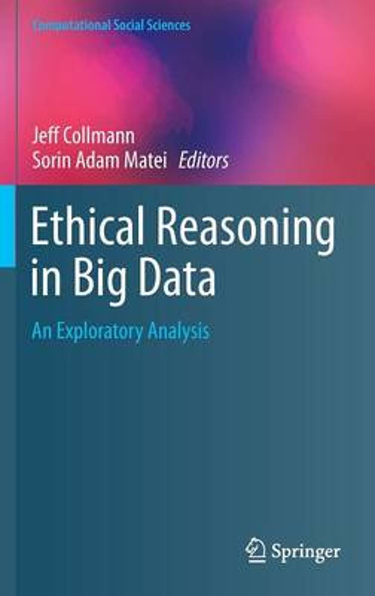 Ethical Reasoning in Big Data