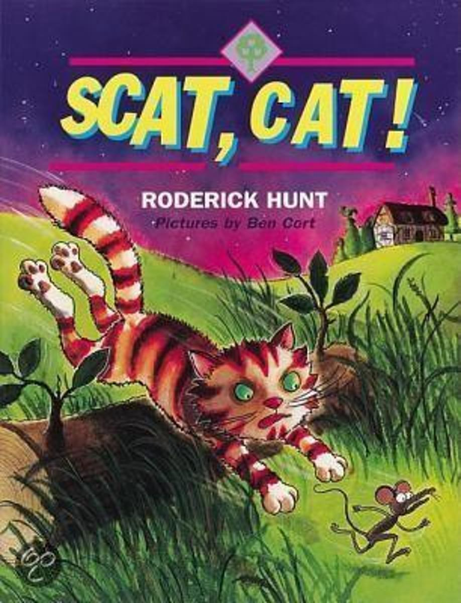Ort:rhyme Analogy (a) Scat, Cat! Op