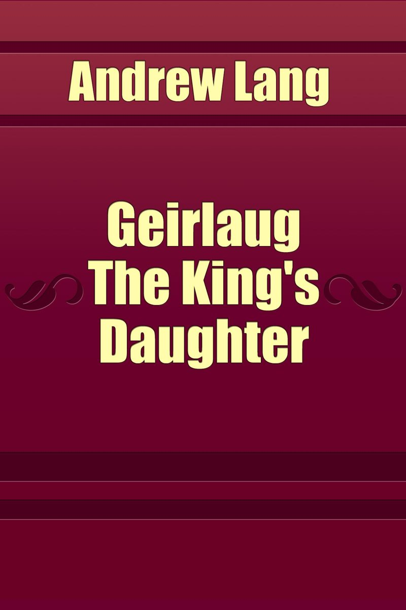 Geirlaug The King's Daughter