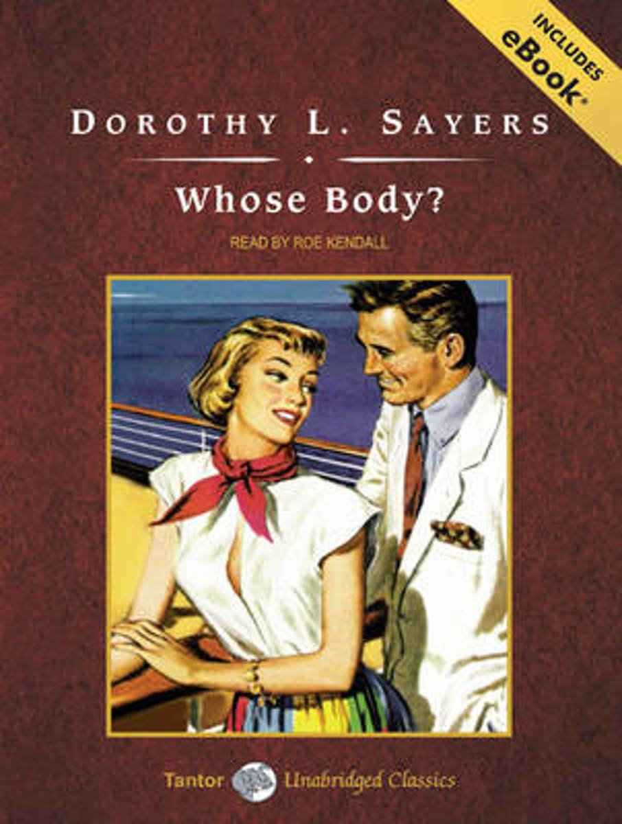 Whose Body? with eBook