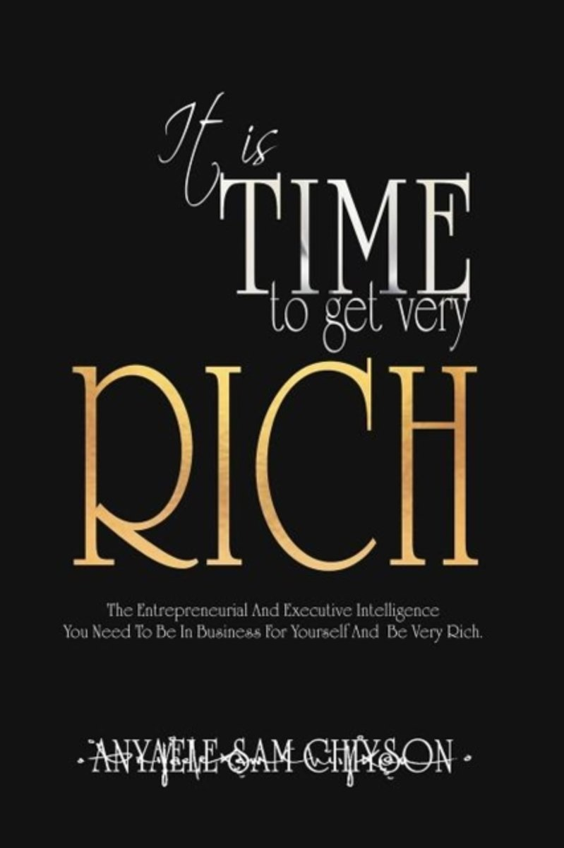 It is TIME to Get Very RICH