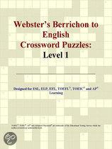 Webster's Berrichon to English Crossword Puzzles