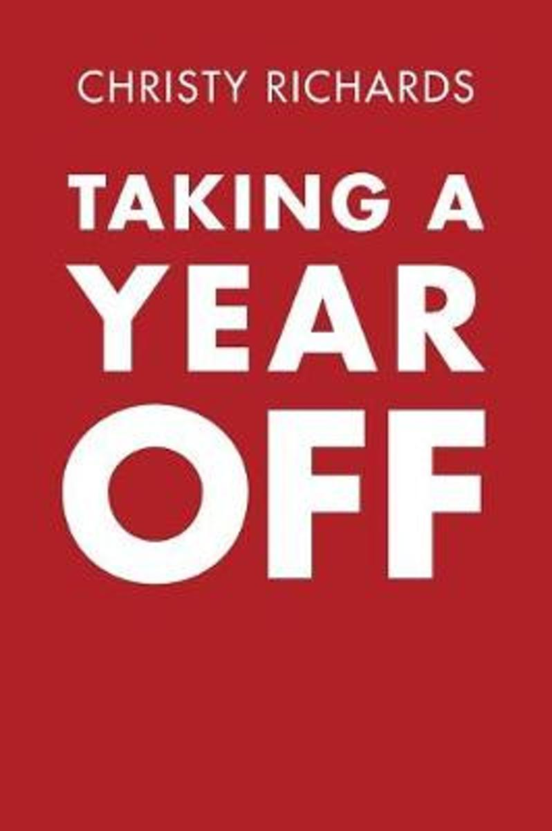 Taking a Year Off