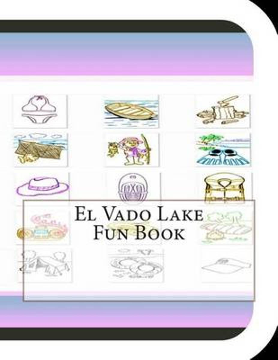 El Vado Lake Fun Book
