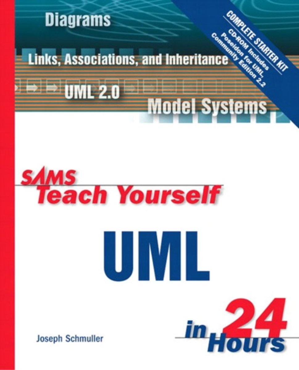 Sams Teach Yourself UML in 24 Hours, Complete Starter Kit image