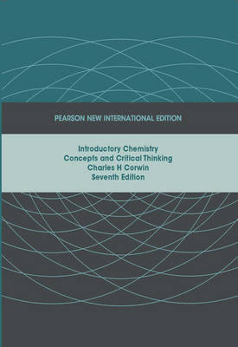 Introductory Chemistry: Pearson  International Edition