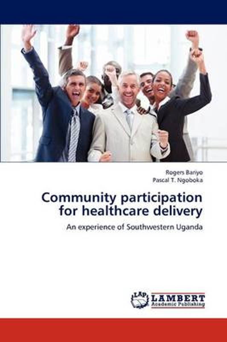 Community Participation for Healthcare Delivery