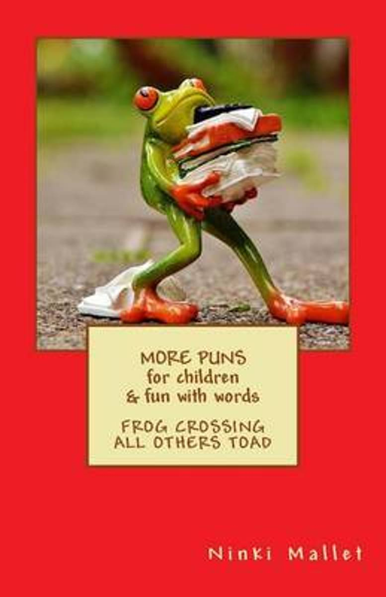 More Puns for Children & Fun with Words