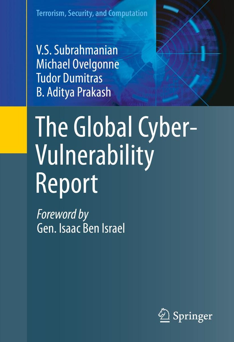 The Global Cyber-Vulnerability Report