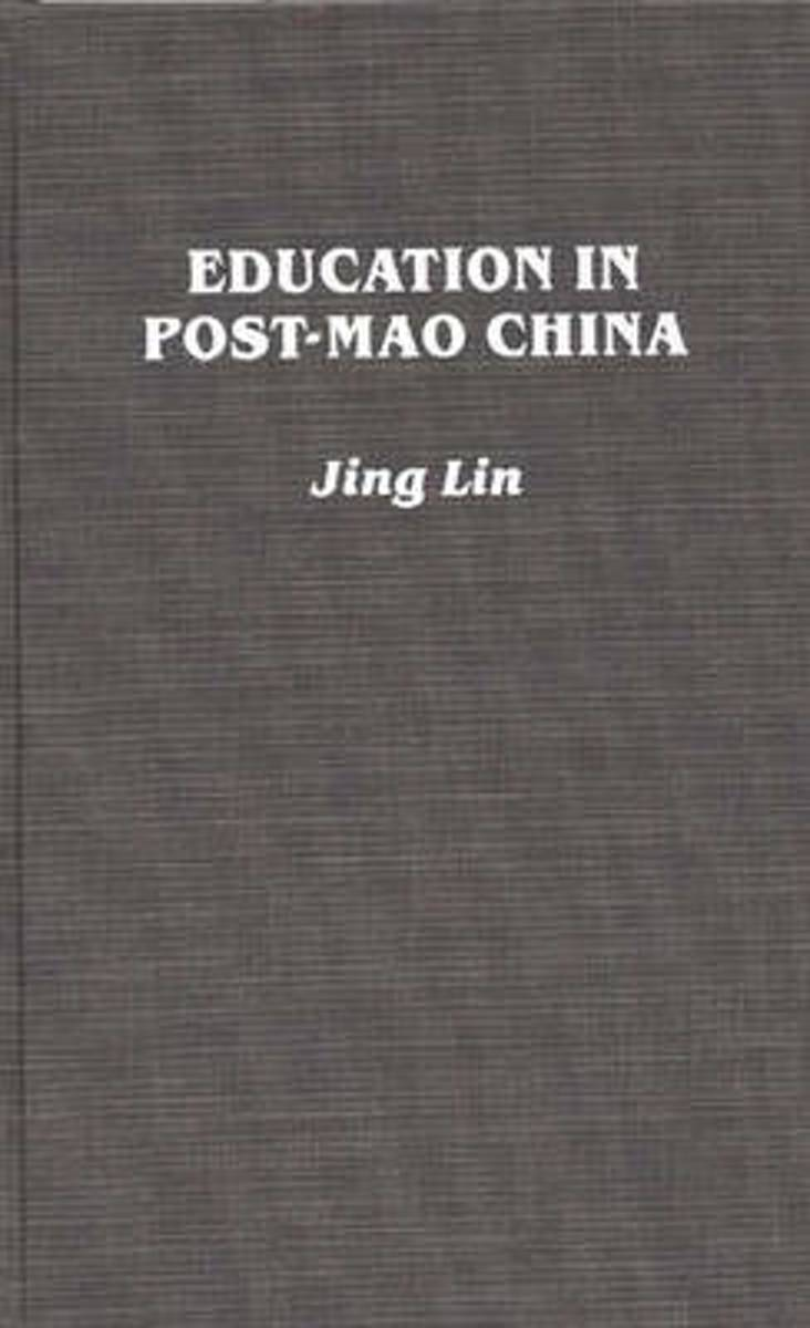 Education in Post-Mao China
