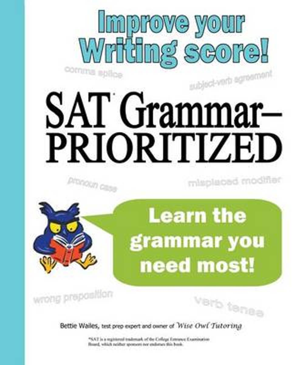SAT Grammar--Prioritized
