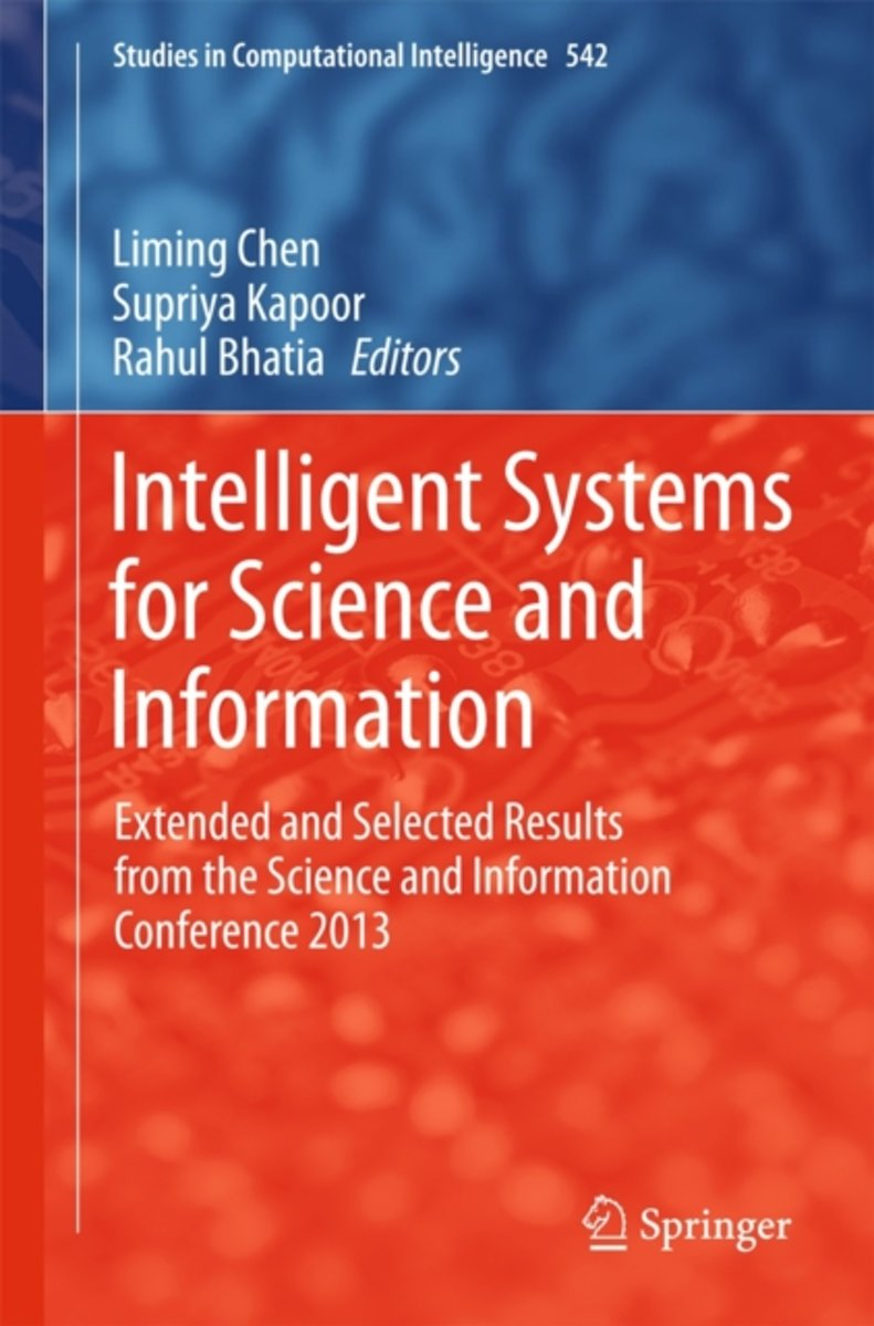 Intelligent Systems for Science and Information