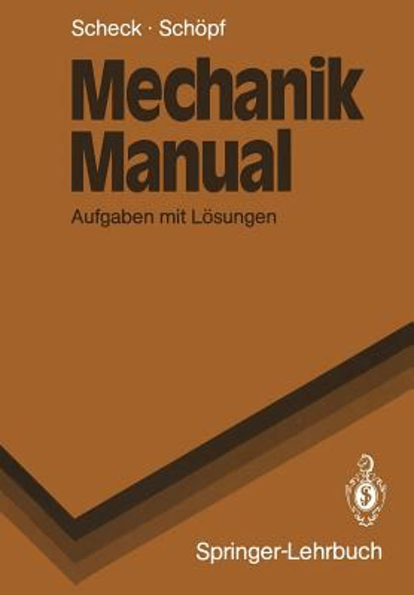 Mechanik Manual