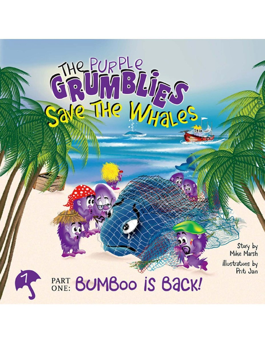 Save the Whales - Part One Bumboo Is Back