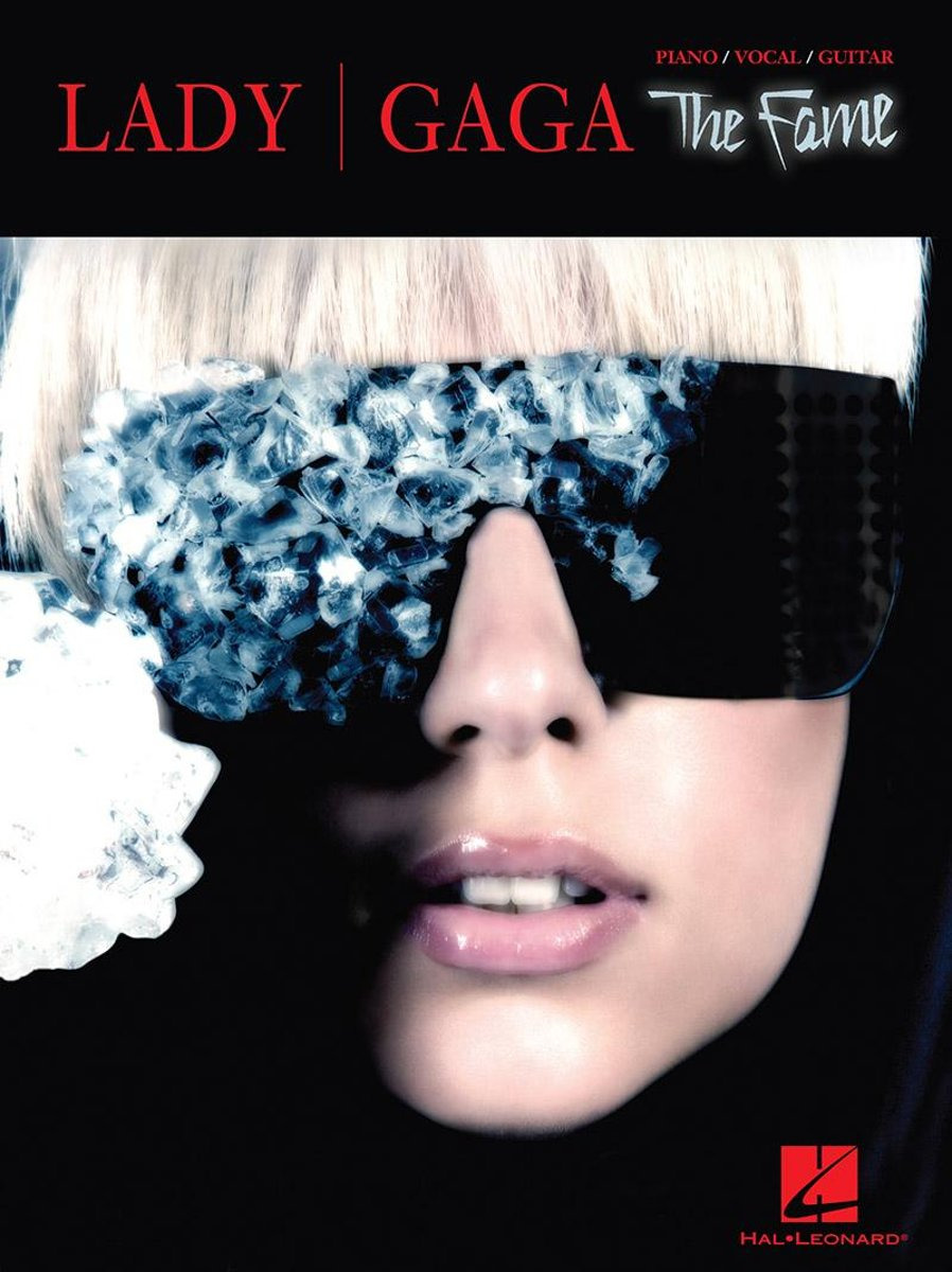 Lady Gaga - The Fame (Songbook)