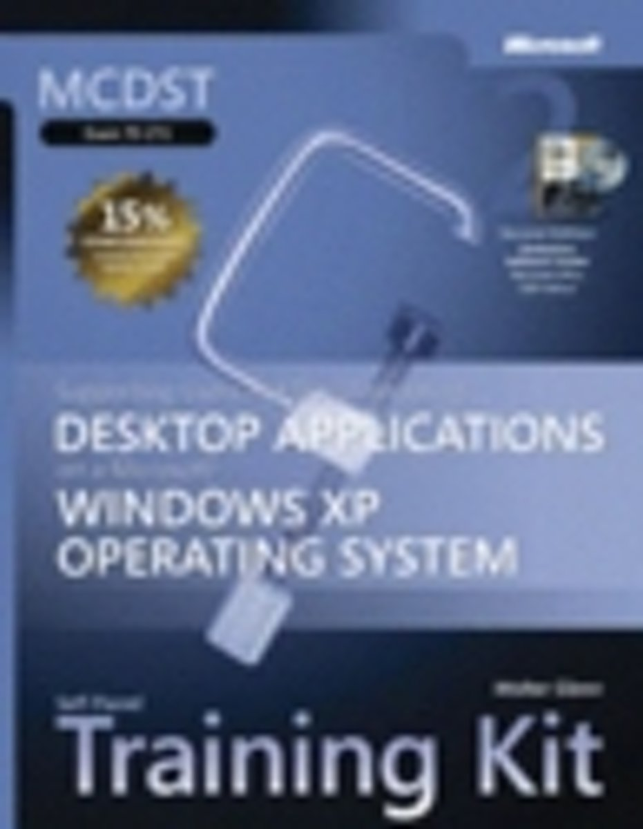 Supporting Users and Troubleshooting Desktop Applications on Microsoft (R) Windows (R) XP, Second Edition