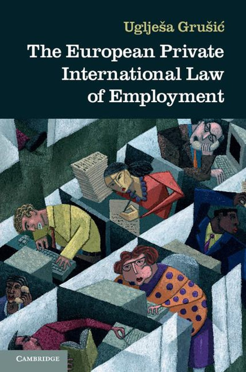 The European Private International Law of Employment