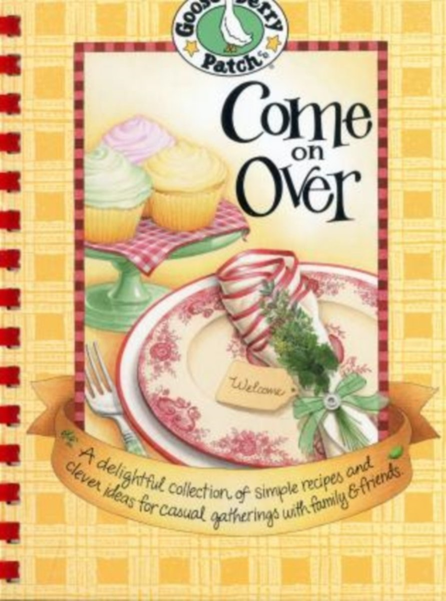 Come on Over Cookbook