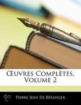 Uvres Compl Tes, Volume 2