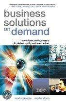 Business Solutions on Demand
