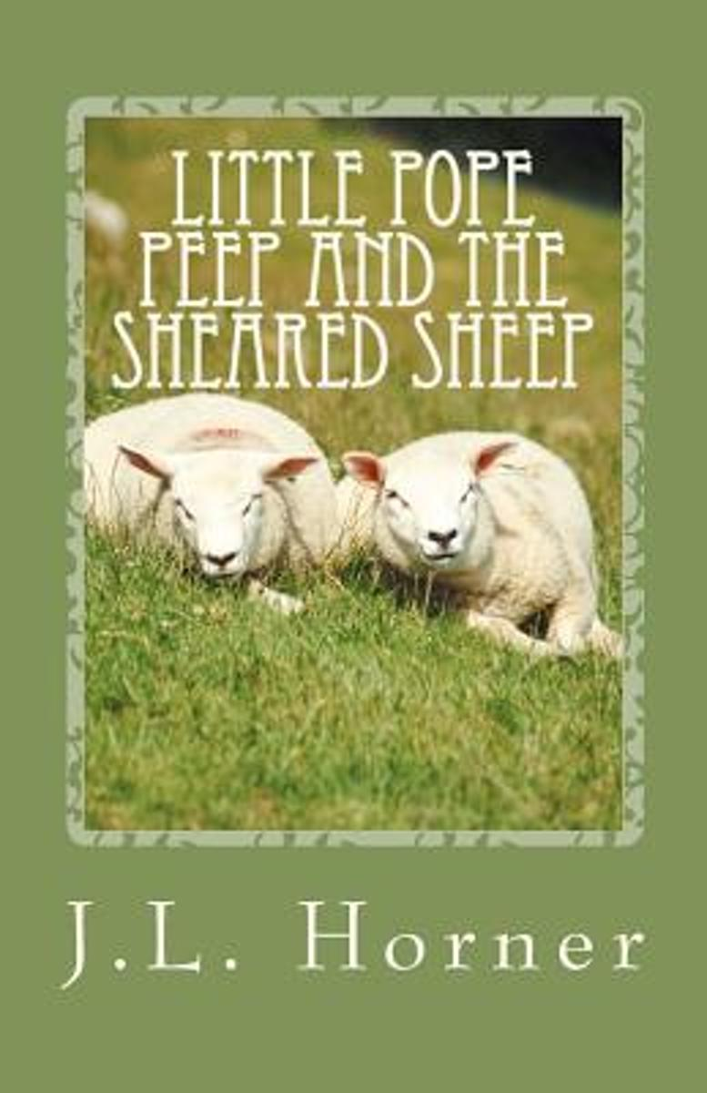 Little Pope Peep and the Sheared Sheep