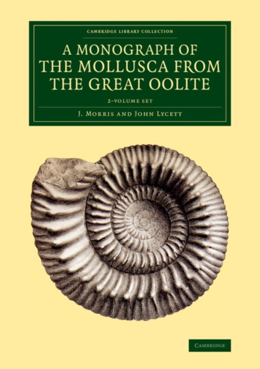 A Monograph of the Mollusca from the Great Oolite 2 Volume Set