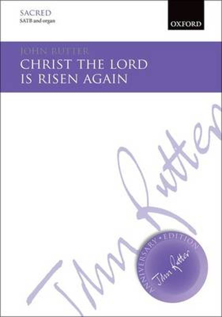 Christ the Lord is risen again