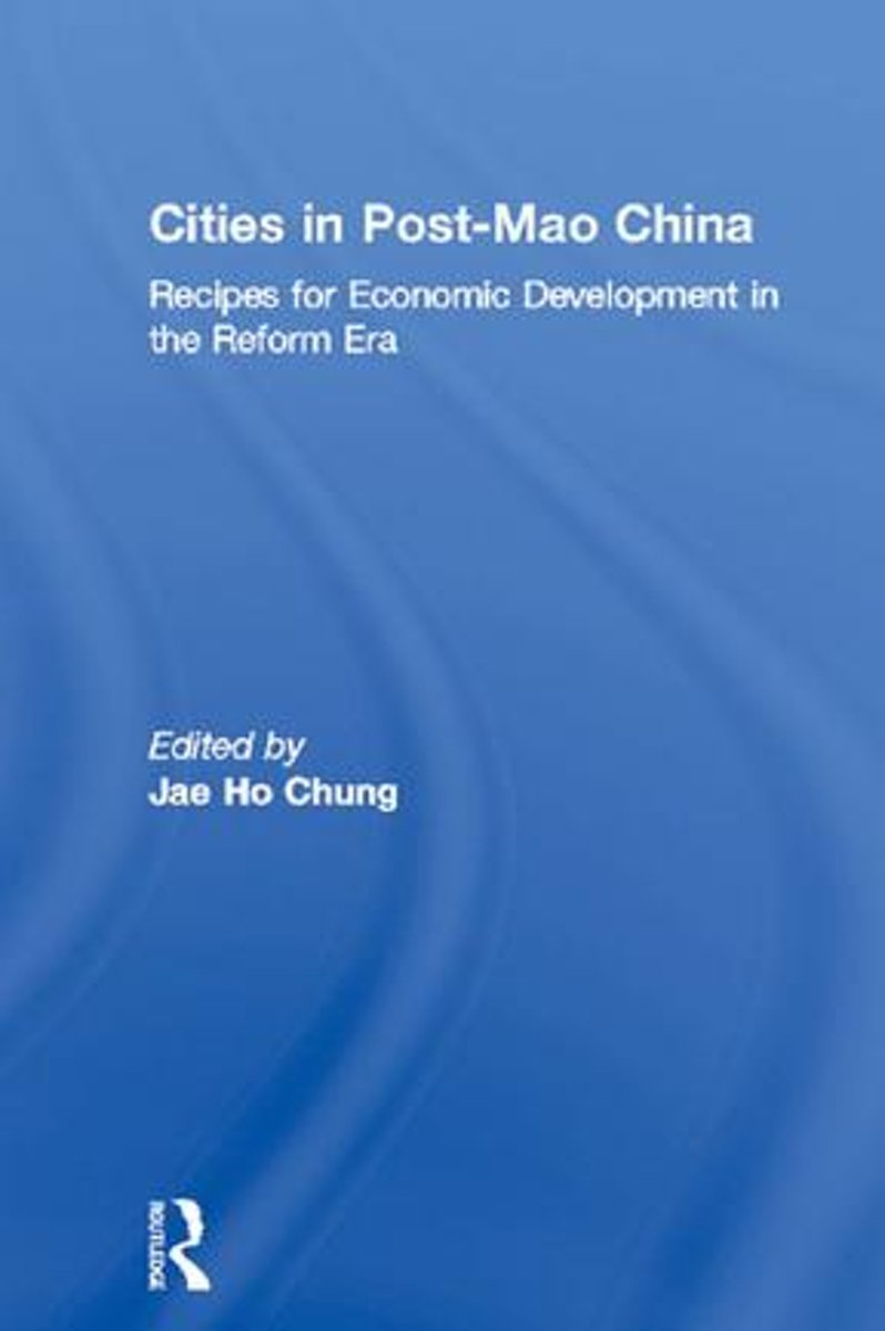 Cities in Post-Mao China