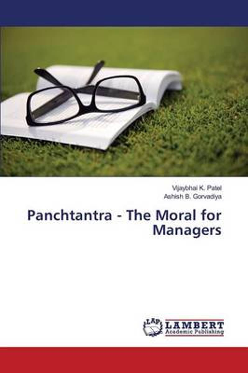 Panchtantra - The Moral for Managers