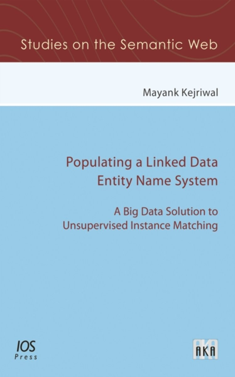 Populating a Linked Data Entity Name System