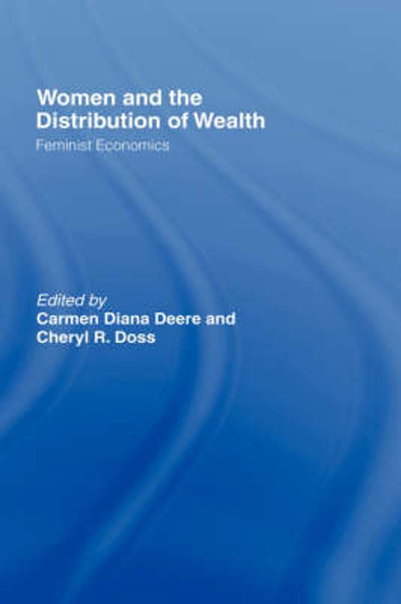 Women and the Distribution of Wealth