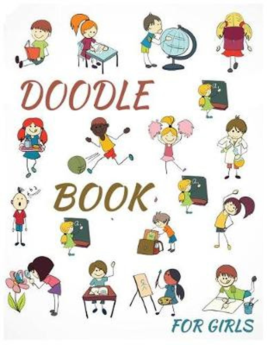 Doodle Book for Girls