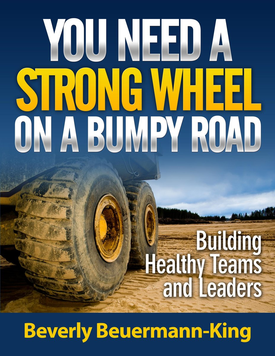 You Need A Strong Wheel On A Bumpy Road: Building Healthy Teams and Leaders