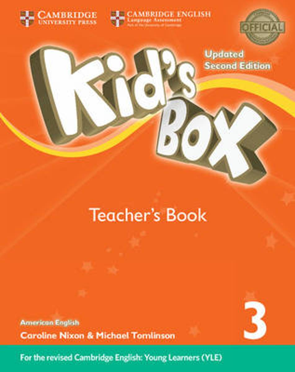 Kid's Box Level 3 Teacher's Book American English