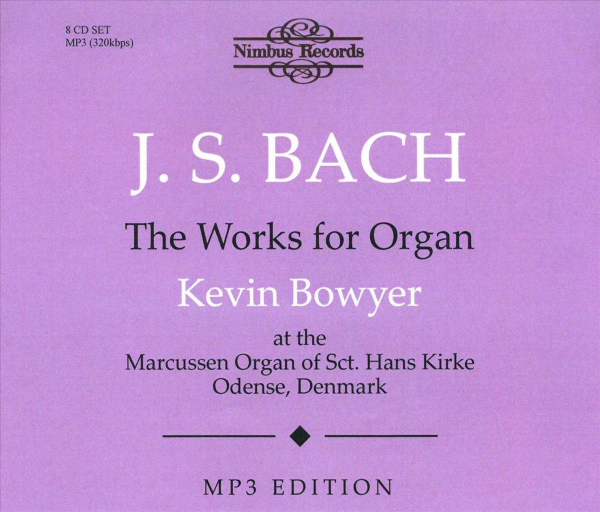 The Works For Organ - Mp3