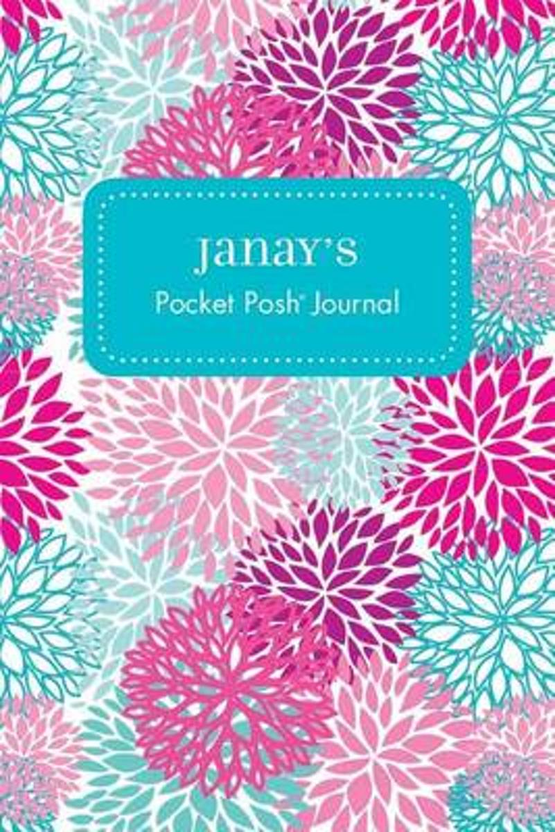 Janay's Pocket Posh Journal, Mum