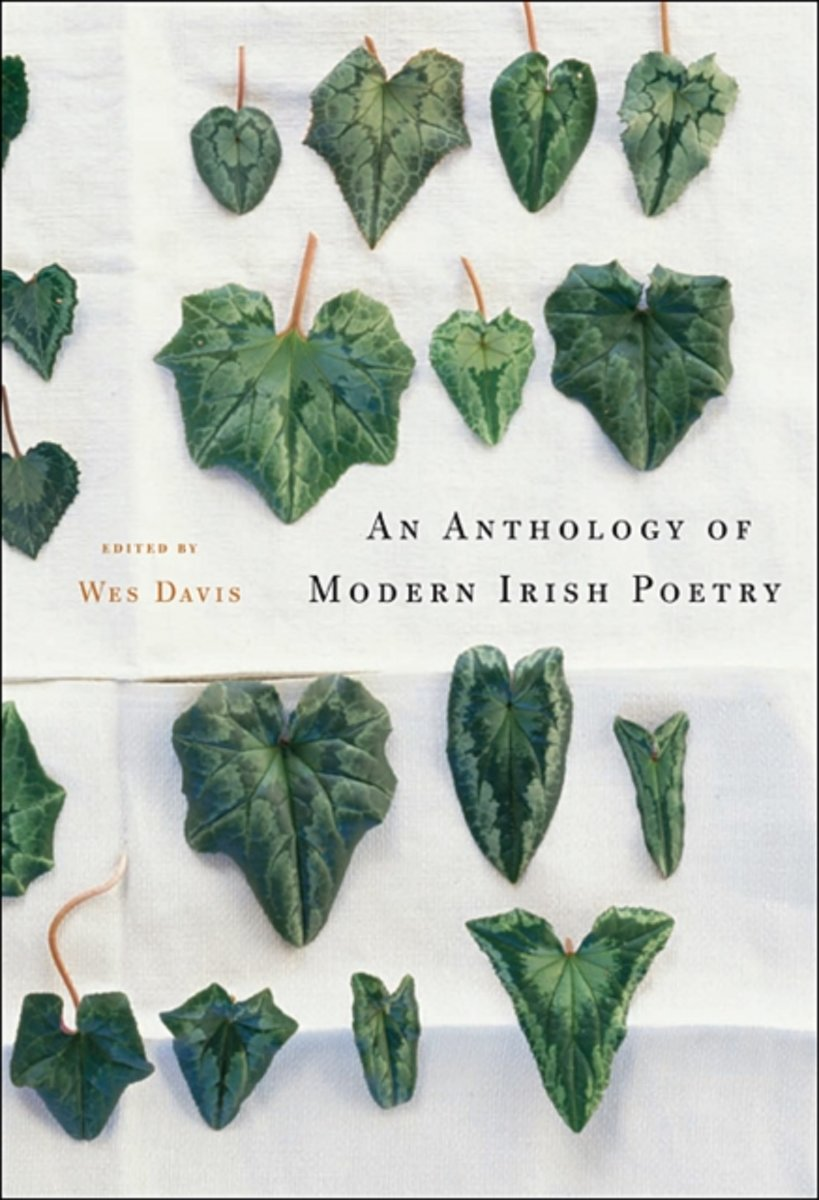 An Anthology of Modern Irish Poetry