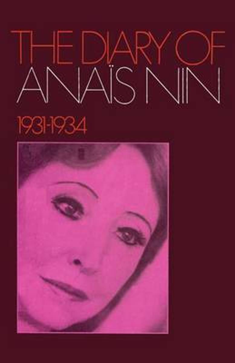 The Diary of Ana S Nin 1931-1934