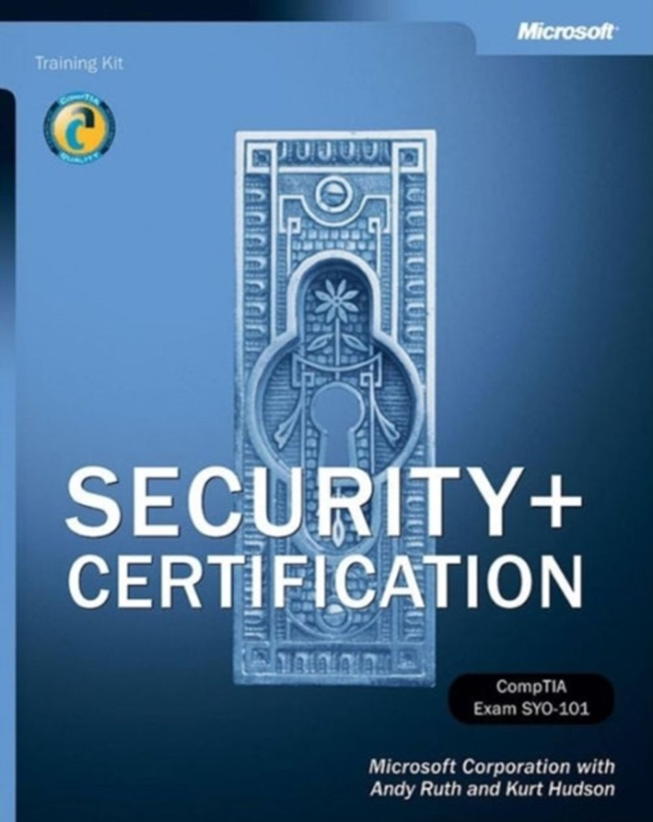Security+ Certification Training Kit