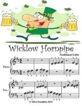 Wicklow Hornpipe - Beginner Tots Piano Sheet Music