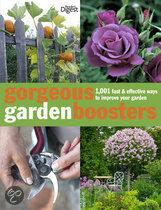 Gorgeous Gardening Boosters