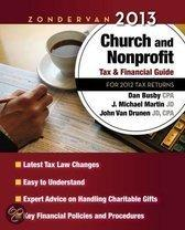 Zondervan Church and Nonprofit Tax and Financial Guide