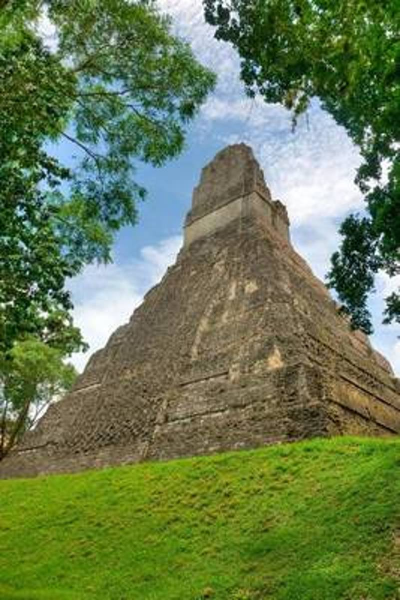 Mayan Ruins of Tikal in Guatemala Journal