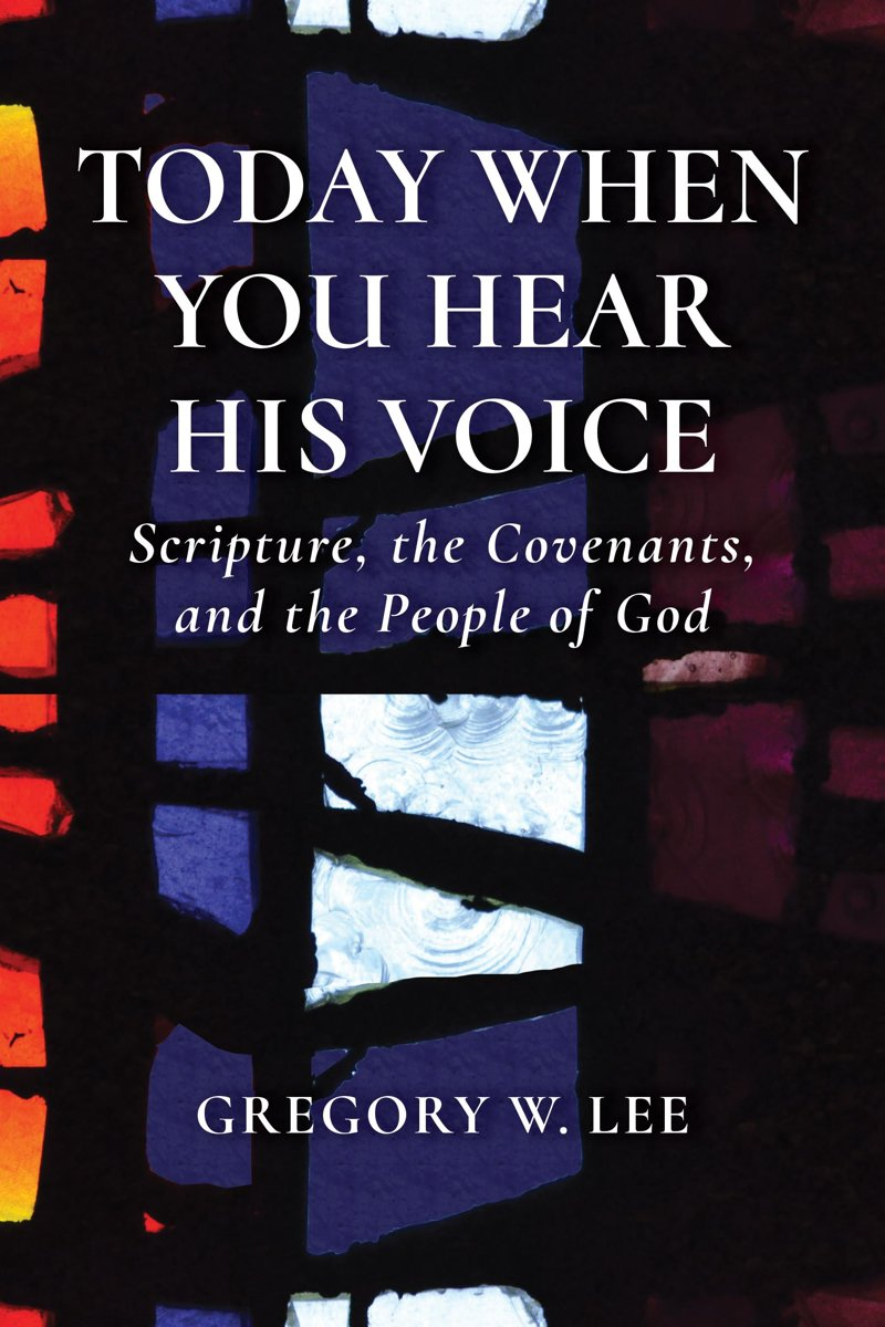 Today When You Hear His Voice