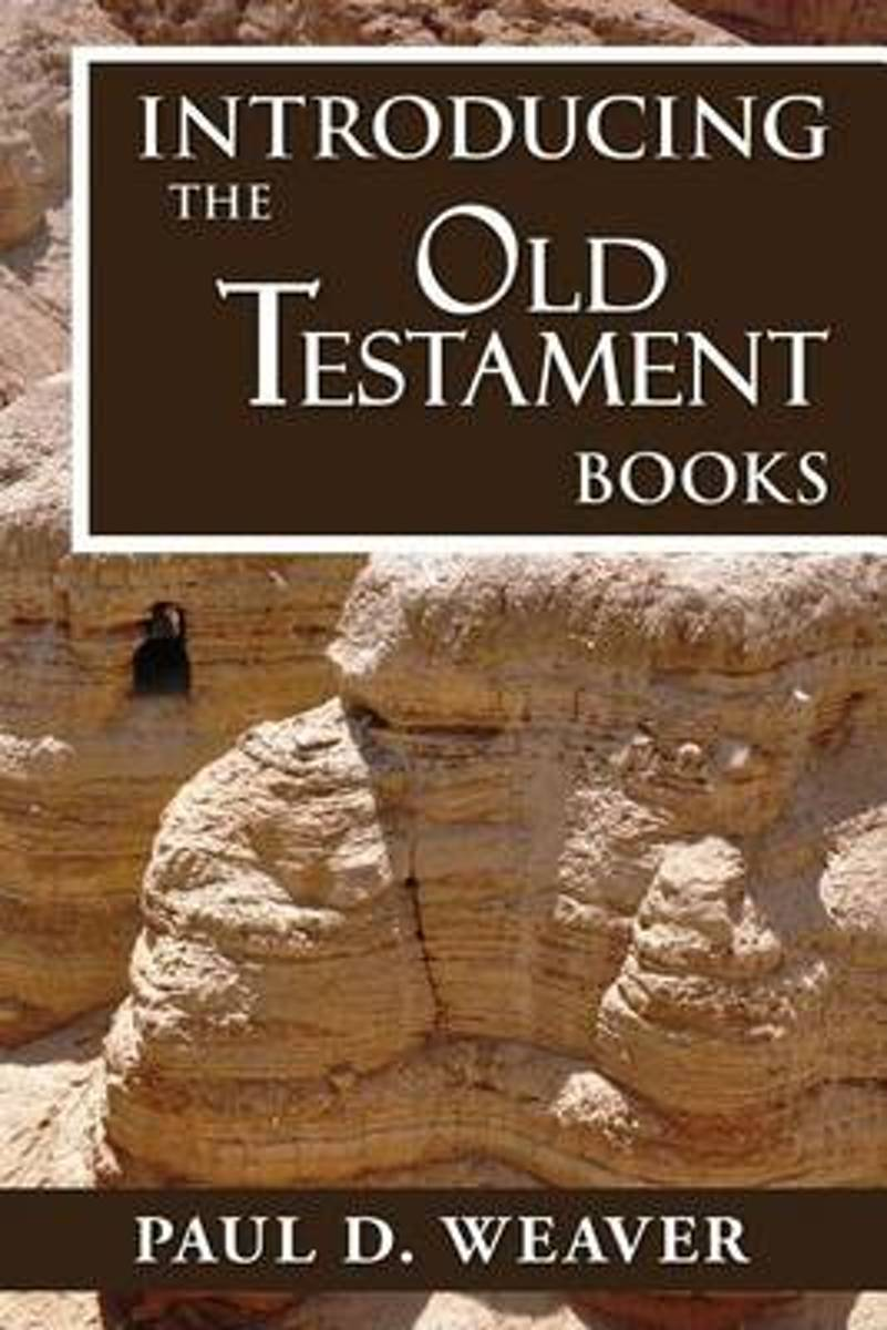 Introducing the Old Testament Books